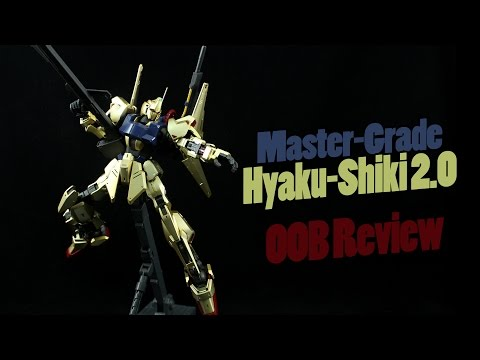 221 - MG MSN-00100 Hyaku-Shiki 2.0 (OOB Review)