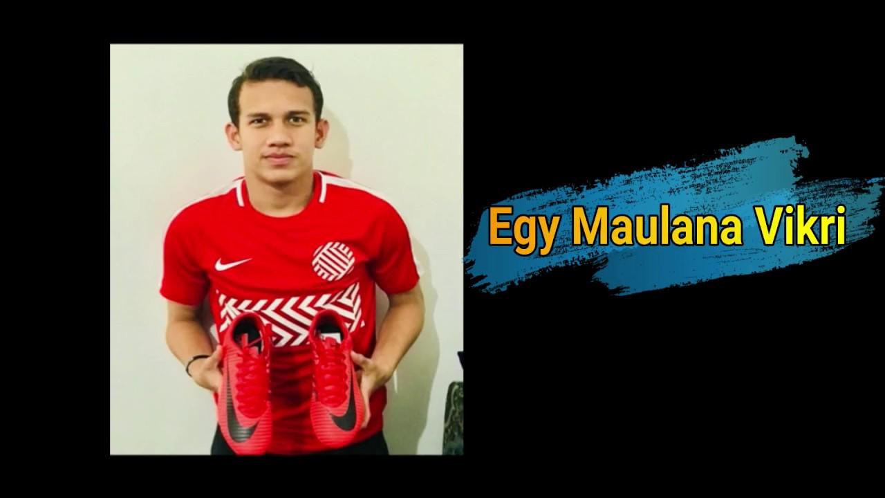 Kini egy masih menjadi salah satu pemain indonesia yang meniti karir profesionalnya di eropa. Profil Biodata Egy Maulana Vikri - YouTube
