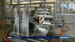 Saint-Dié-des-Vosges : Gantois travaille aussi pour l'aéronautique