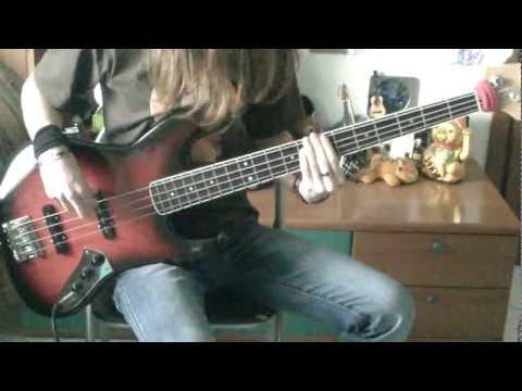 Keroro sigla Bass Cover