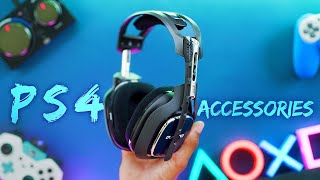 5 MUST HAVE PS4 Accessories 2019!