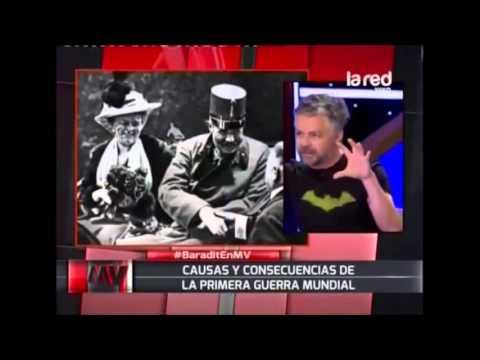 Jorge Baradit, Chile Y Su Participación En La Primera Guerra Mundial