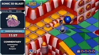 Sonic 3D Blast by AmberCyprian in 41:40