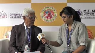 Dr  Shivraj Nakade, Former VC- Dr  Babasaheb Ambedkar Marathwada University-Aurangabad,India