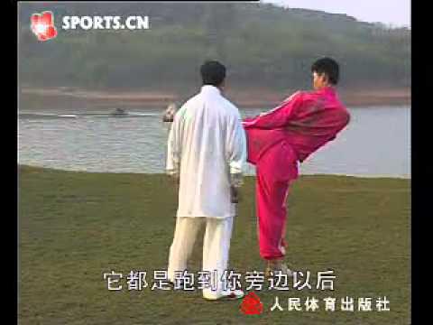 自然门基本功一 标清 Zi Ran Men 自然门  Natural Boxing