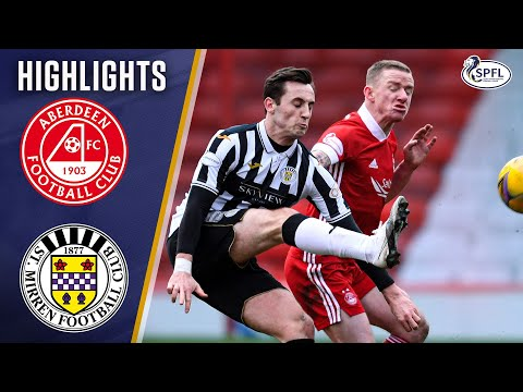 Aberdeen St Mirren Goals And Highlights