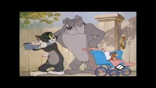 Tom y Jerry - El GuardaEspaldas (The BodyGuard) - Parte 1