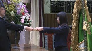 総和高校で最後の卒業式