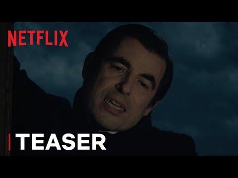 Dracula   Teaser   Netflix