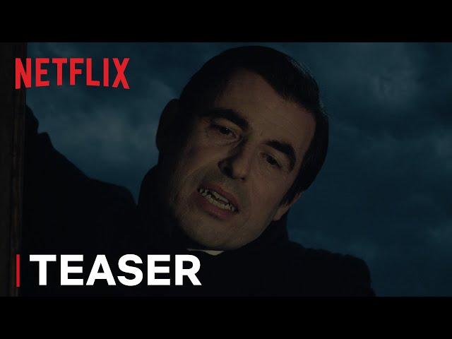 Dracula | Teaser | Netflix