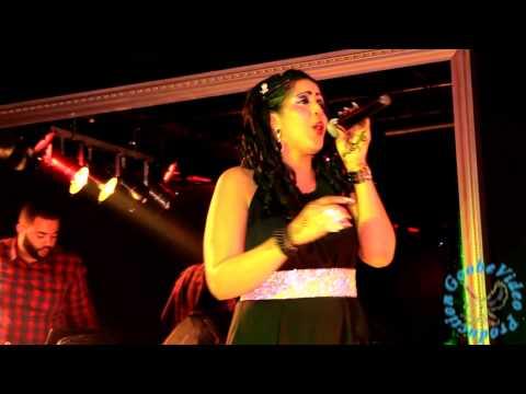 Idil Barkhad heestii Beer Dumar live stage Rotterdam 2014