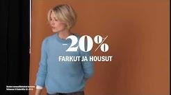 Farkut ja housut naisille –20 % | Sokos & Emotion