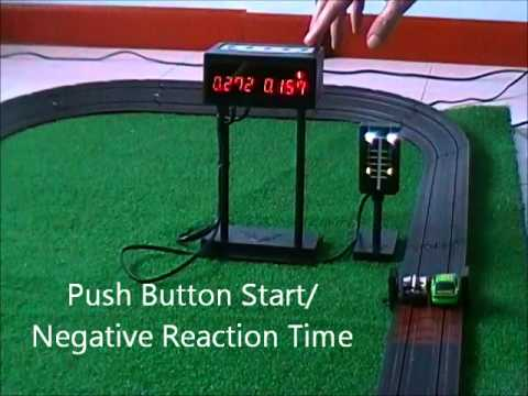 Slot Car Timer SD2