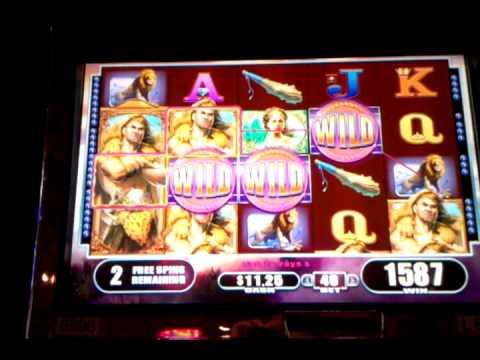 las vegas slot machine jackpots