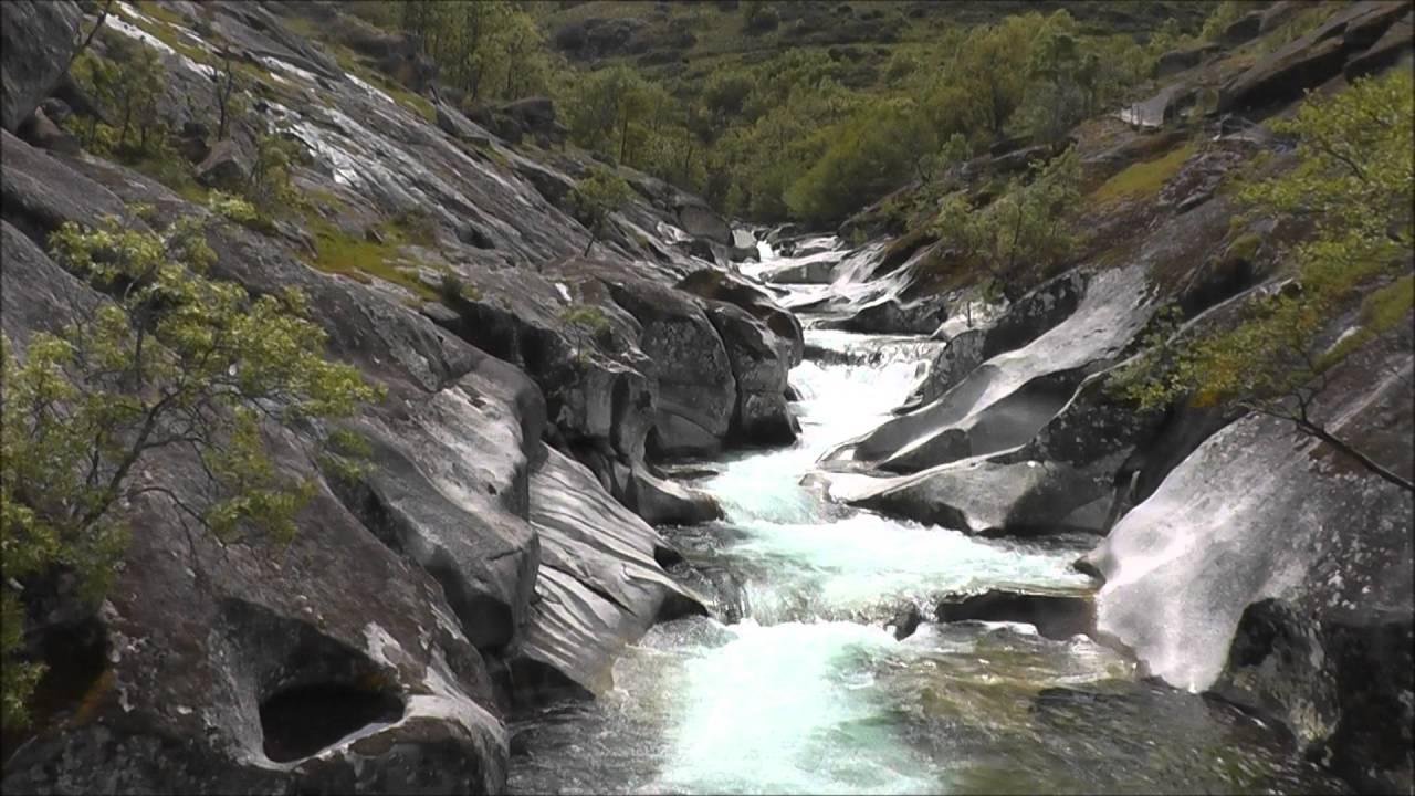 Reserva natural garganta de los infiernos ruta los for Piscina natural los pilones