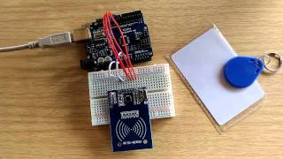 How to use Arduino and RFID