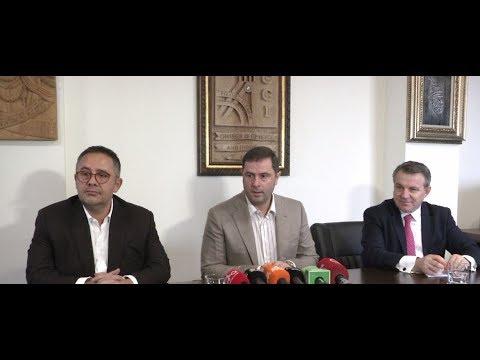 Samir Mane dhe Arben Malaj zgjidhen presidentë nderi të Dhomës së Tregtisë