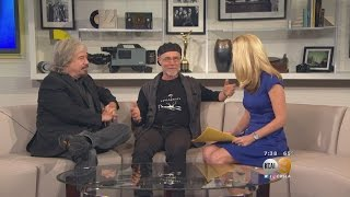 Stars of 'My 3 Sons' Talk TV