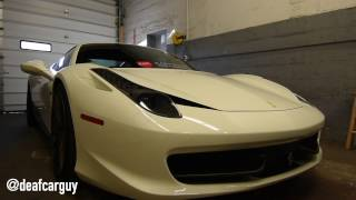Ferrari 458 | This is not working...