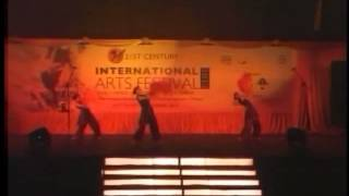 21st Century International Art Festival 2012 - Phor Tay High School, Malaysia (Dance)