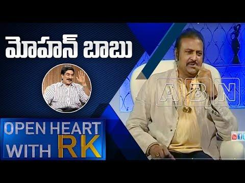 Mohan Babu Reverse Open Heart With RK | Full Episode | ABN Telugu