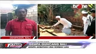 Download Video Kondisi Terkini Usai Bali Diguncang Gempa Bermagnitudo 6 MP3 3GP MP4