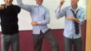 Gangnam Style Alparslan Versiyonu