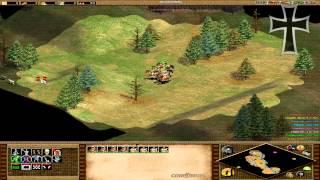 "Age of Empires II - Genghis Khan - Misión 1: ""Crisol"""