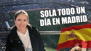12 horas en Madrid y vi a Ronaldo / aledolores