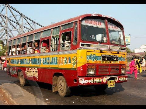 Bus Ride to Margao, Goa, India March 2018