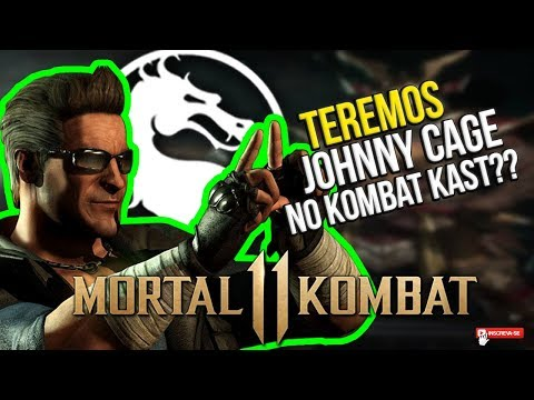 MORTAL KOMBAT 11 - TEREMOS JOHNNY CAGE NO PRÓXIMO #KOMBATKAST ? #MK11 #TEORIA thumbnail