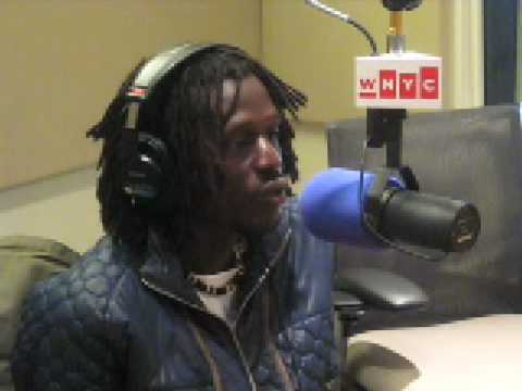 Emmanuel Jal: Child Soldier to Hip-Hop Star