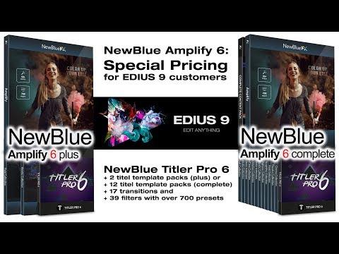 newblue light blends serial number