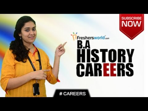 CAREERS IN BA HISTORY – MA,PHd,Institutions,Distance Education,Teaching Jobs,Govt Job Openings