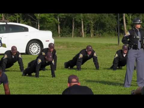 Indiana State Police  #22Kill  Push Up Challenge