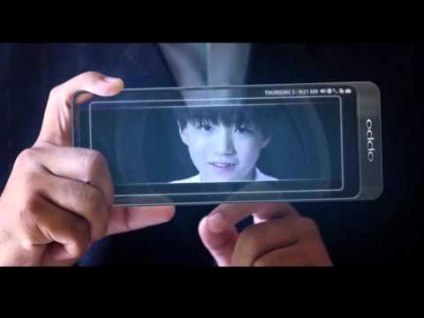 【TFBOYS】OPPO R9 Trong Suốt trong MMSTN