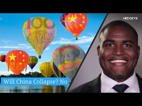 Will China Collapse? No