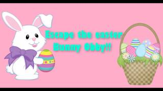 Roblox: Escape the easter Bunny Obby!! Ft. Lulu,Mica,Lala e My