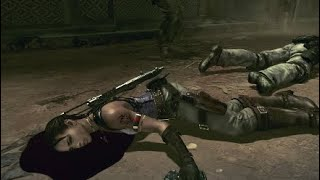 Resident Evil 5 (This Thumbnail is a summary of the video)