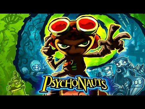 Игромания-Flashback: Psychonauts (2005)