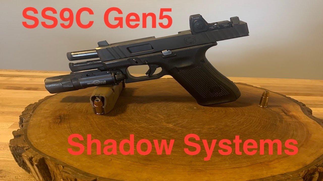 Shadow Systems Glock Gen 5 Slide