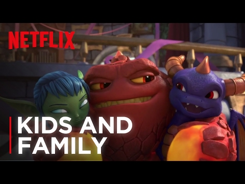 Skylanders Academy | Official Trailer [HD] | Netflix