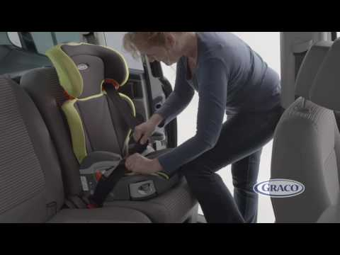 cf8fbe9f6974 Graco® Junior Maxi™, Logico L™, Assure™ Highback Booster Car Seats 15-36kg  – Installation Guide - YouTube