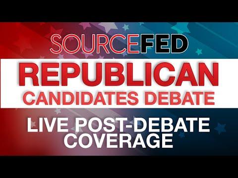 2016 Republican Presidential Debate - LIVE Coverage