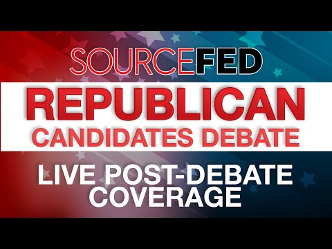 2016 Republican Presidential Debate - LIVE Coverage