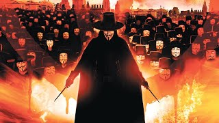 V значит Вендетта (V for Vendetta, 2006) - Русский Трейлер HD