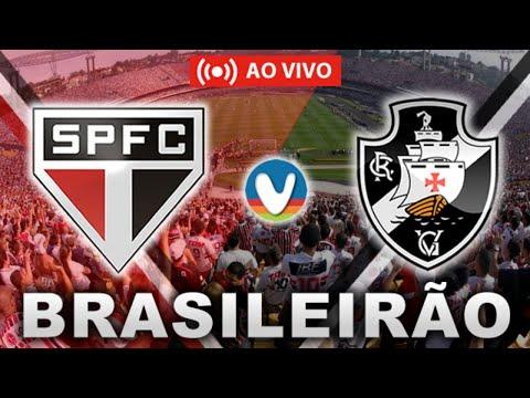 São Paulo x Vasco da Gama  Ao Vivo  Campeonato brasileiro