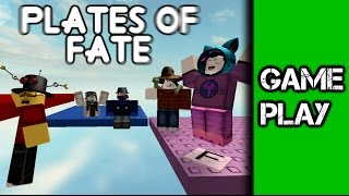 Plates of Fate [ROBLOX Commentary #23]