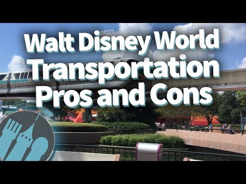 What's Going On With Disney World Parking Prices $$ and Transportation?