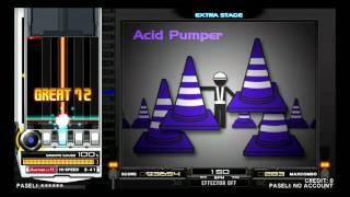 beatmania IIDX 23 copula Acid Pumper SPA 正規